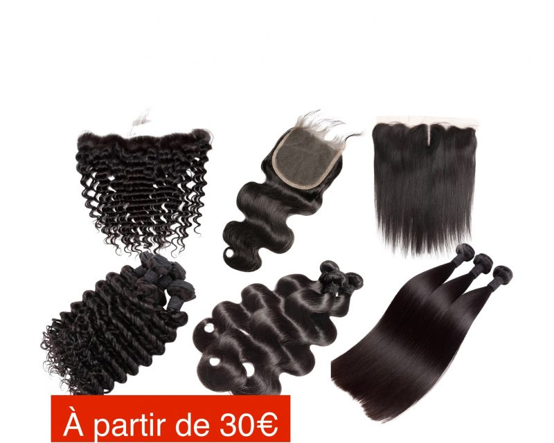 TISSAGES & FRONTALS